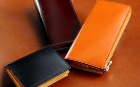 馬のなかに蜂の巣!? キプリスの別注「コードバン長財布」の秘密