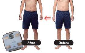 ちょっとした食事の管理と運動で1か月で3.2kg痩せた!