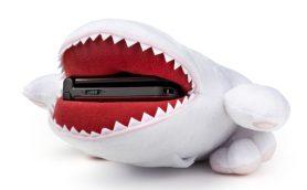 約30cmのフルフル携帯ゲーム機ケースがかわいすぎる!