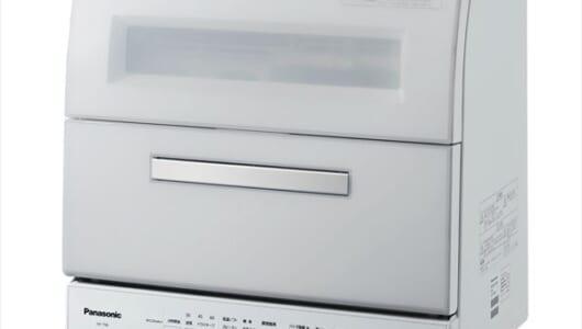 進化した食洗乾燥機は図書館並みの静けさ!