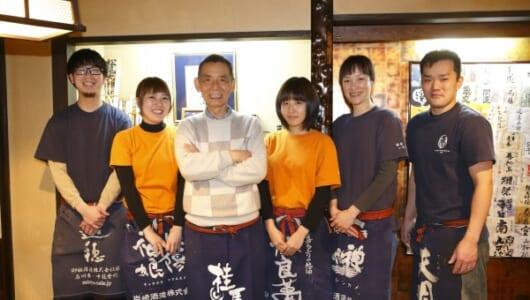 日本酒が常時300種類以上! 荻窪の居酒屋「いちべえ」の品揃えに驚き