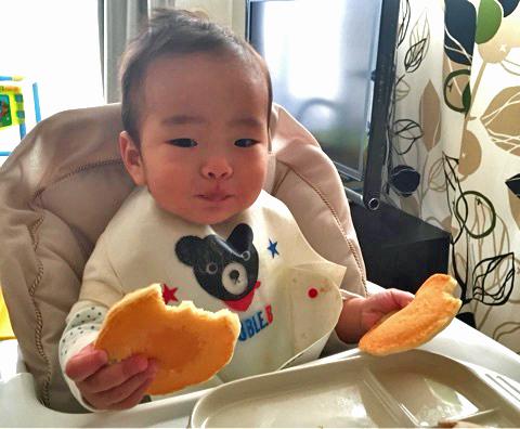 ↑野菜嫌いの息子もパクパク食べる!