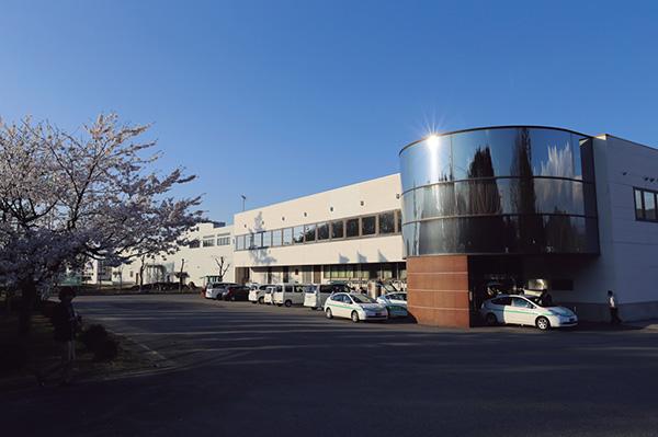 ↑サクサ テクノ株式会社は部品製造、組み立て、検査を担当