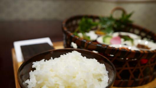 食べ比べ亭(銀座)の「ごはんのお供御膳」がマジ絶品! ご飯のおかわりは無料!!