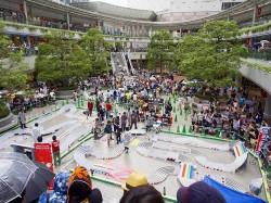 来場者数過去最多! ミニ四駆の祭典「ジャパンカップ」が開幕!
