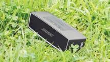 手のひらサイズのパワフルスピーカー「ボーズ SoundLink Mini」をアウトドアで使ってみた!