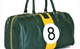 イタリアンレザーの真骨頂! モータースポーツに源流を持つ「Caracalla 1947」が限定ストアをオープン