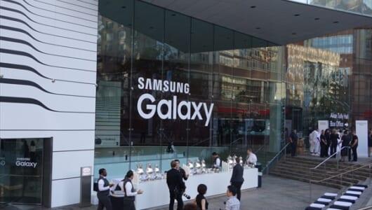 新型iPhoneの対抗馬になれるか? Galaxy S6 edge+とGalaxy Note 5を同時発表