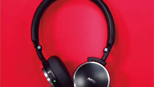 AKG史上最も優れた騒音低減率! 軽量コンパクトなノイキャンヘッドホン「N60NC」