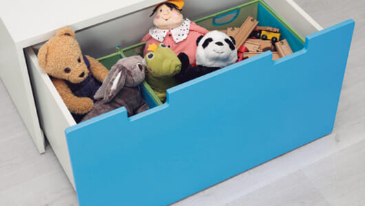 IKEA(イケア)で間違いなし! 子ども部屋が楽しく片付く収納グッズ4選