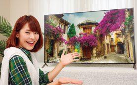 無駄のないシンプルデザイン! 最新4Kテレビ「ソニー ブラビア KJ-55X9000C」をチェック