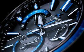 地球の大気光をイメージ! カシオの「OCW-G1100」の色合いが美しすぎる