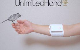 腕に巻くだけでゲーム操作できる「触感型ゲームコントローラー」が登場!