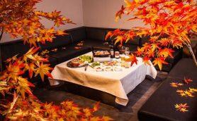 秋ディナーにおすすめ! 都内で紅葉が楽しめるレストラン5選