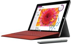「Surface 3」のWi-Fiモデル、満を持して個人向け発売!