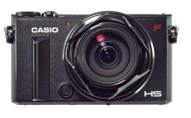 カシオ EXILIM EX-100F – F2.8の大口径レンズで豊かなボケ味が得られる!