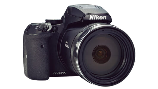 ニコン COOLPIX P900 – 天体撮影までこなせる驚愕の光学83倍ズーム機