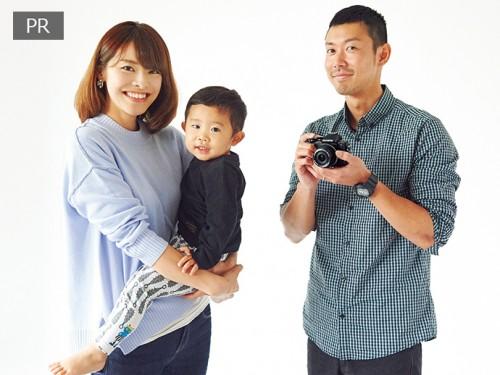 家族の笑顔にブレないミラーレス一眼「オリンパス OM-D E-M10 Mark II」