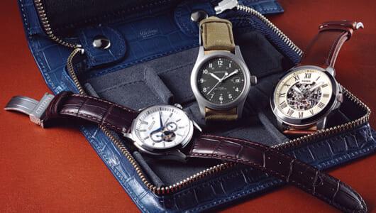 入門機ならコレ! 技術力と価格を両立させた良コスパ腕時計【機械式編】