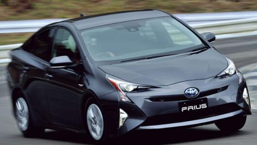 燃費40.8km/lだけじゃない! 4代目プリウスは1クラスどころか2クラス上の出来
