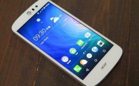 本誌1月号SIMフリースマホ コスパランキングで1位に選出!  Acer Liquid Z530はココがすごい!