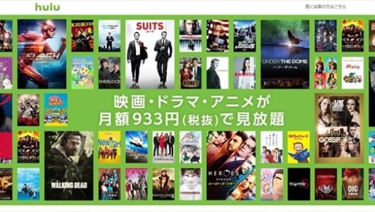 【徹底比較】Netflix、dTV、U-NEXT、Hulu、Amazonプライムビデオならどれを選ぶべき?