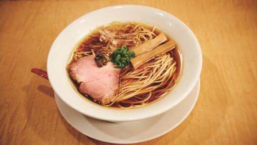 「Japanese Soba Noodles 蔦」を世界一詳しく紹介!【「ミシュランガイド」世界初の星付きラーメン店】