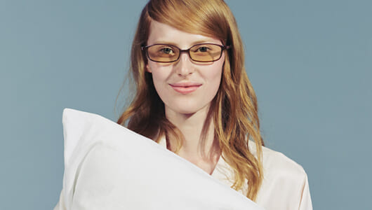 JINS PCが疲れと戦うメガネ「JINS SCREEN」に進化! 新ラインアップ安眠対策メガネ「NIGHT USE」【本日発売】