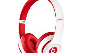 鮮明な赤×白で耳元に差をつけろ! Beatsからヘッドホン&イヤホンの日本限定モデルが登場