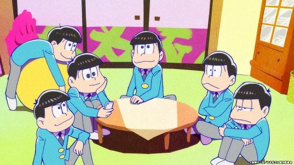 テレビアニメ「おそ松さん」(横)