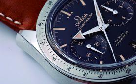 【3分でわかる!】時計界のトップブランド「オメガ」の歴史と4大モデル