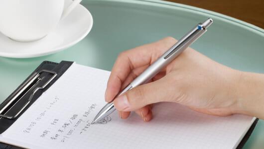 高価格帯ボールペン「ジェットストリーム プライム」限定カラーはビジネスで映える高級感!