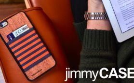世界で最もクールなアイテム!? ICカードを収納できるLA生まれの「jimmyCASE」登場。今なら早割も!