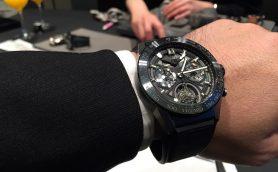 【動画】時計界激震! タグ・ホイヤーが作り出したアンダー200万円のトゥールビヨンとは?