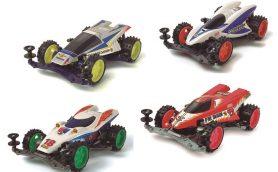 【ミニ四駆】「ラジコンボーイ」のドラゴンシリーズなどRCカーのJr.モデルが集結!