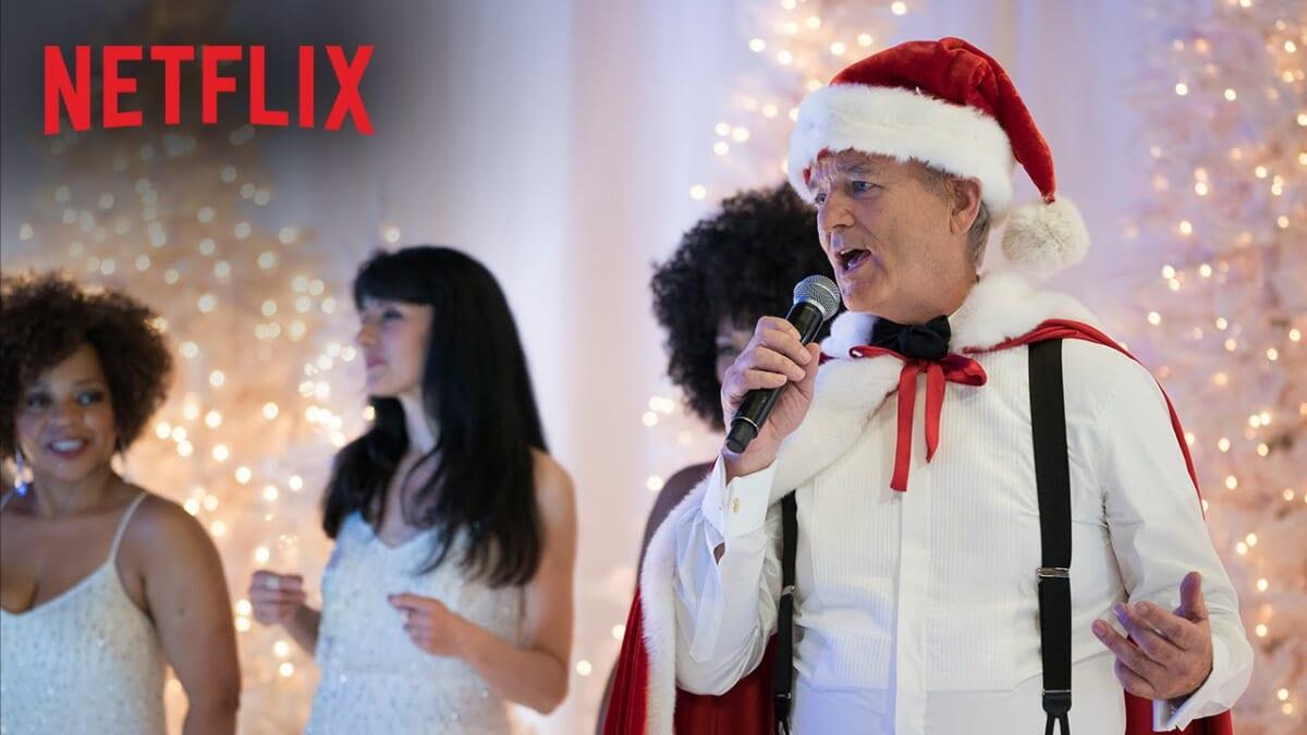 「ビル・マーレイ・クリスマス」は最も面白かった頃の三谷幸喜作品のよう!?【アンチクリスマス派も歓迎】