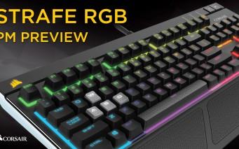 1680万色のLEDバックライトが光るキーボード発売【動画】