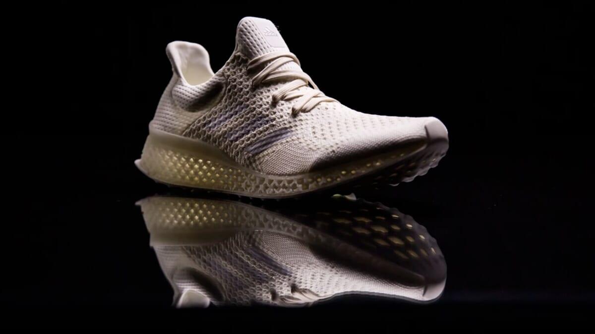 これぞ未来の靴選び! アディダスから「3Dプリントシューズ」が誕生【動画】