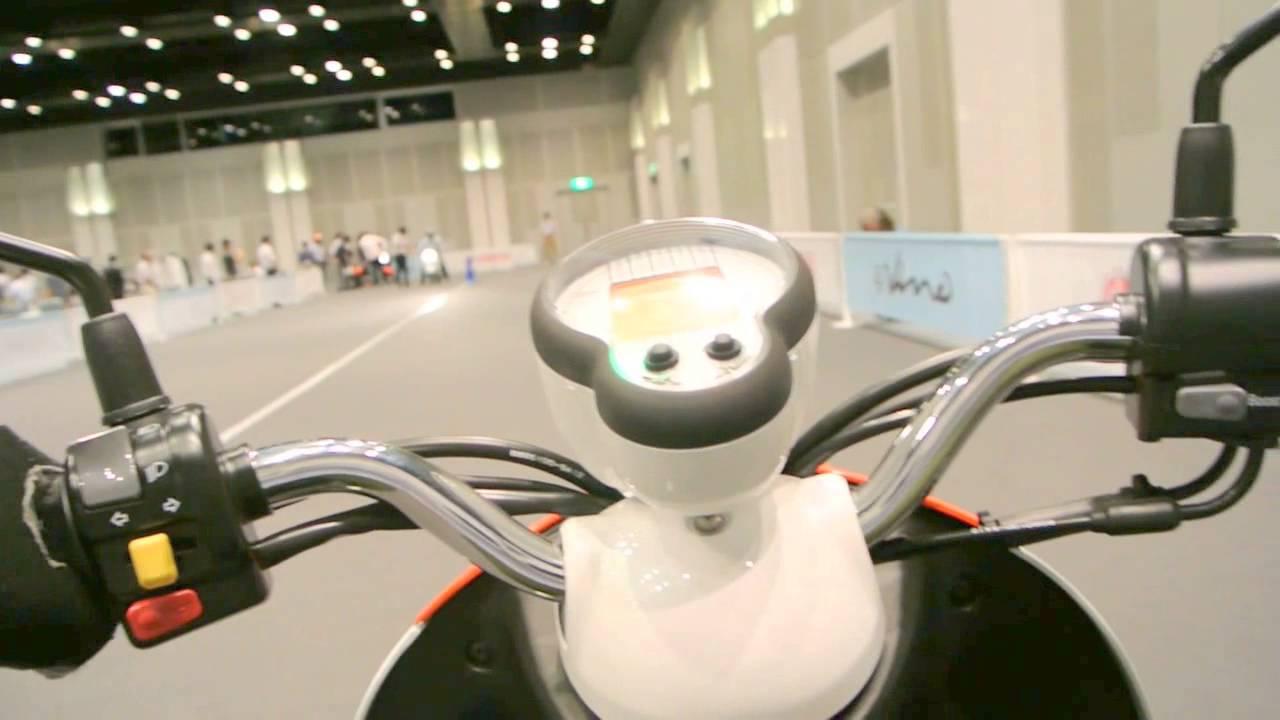 デザイン性とエコが両立! 女性人気も高い電動バイク「E-Vino」登場
