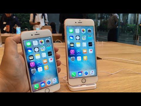 【本日9月25日発売】iPhone 6s/6s Plusの発売セレモニーを新機能4K動画で撮ってみた!
