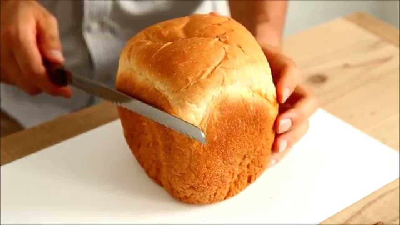 ホームベーカリーでサンドイッチ用パンが焼ける時代がやってきた!