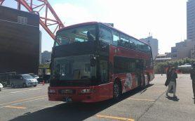 絶景&美味で週末旅行にもってこい! 日本初オープントップのレストランバスはいち早く普及して欲しい!