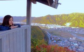 真田幸村ゆかりの地!長野県千曲市の観光PR映像が完成 比嘉梨乃が出演