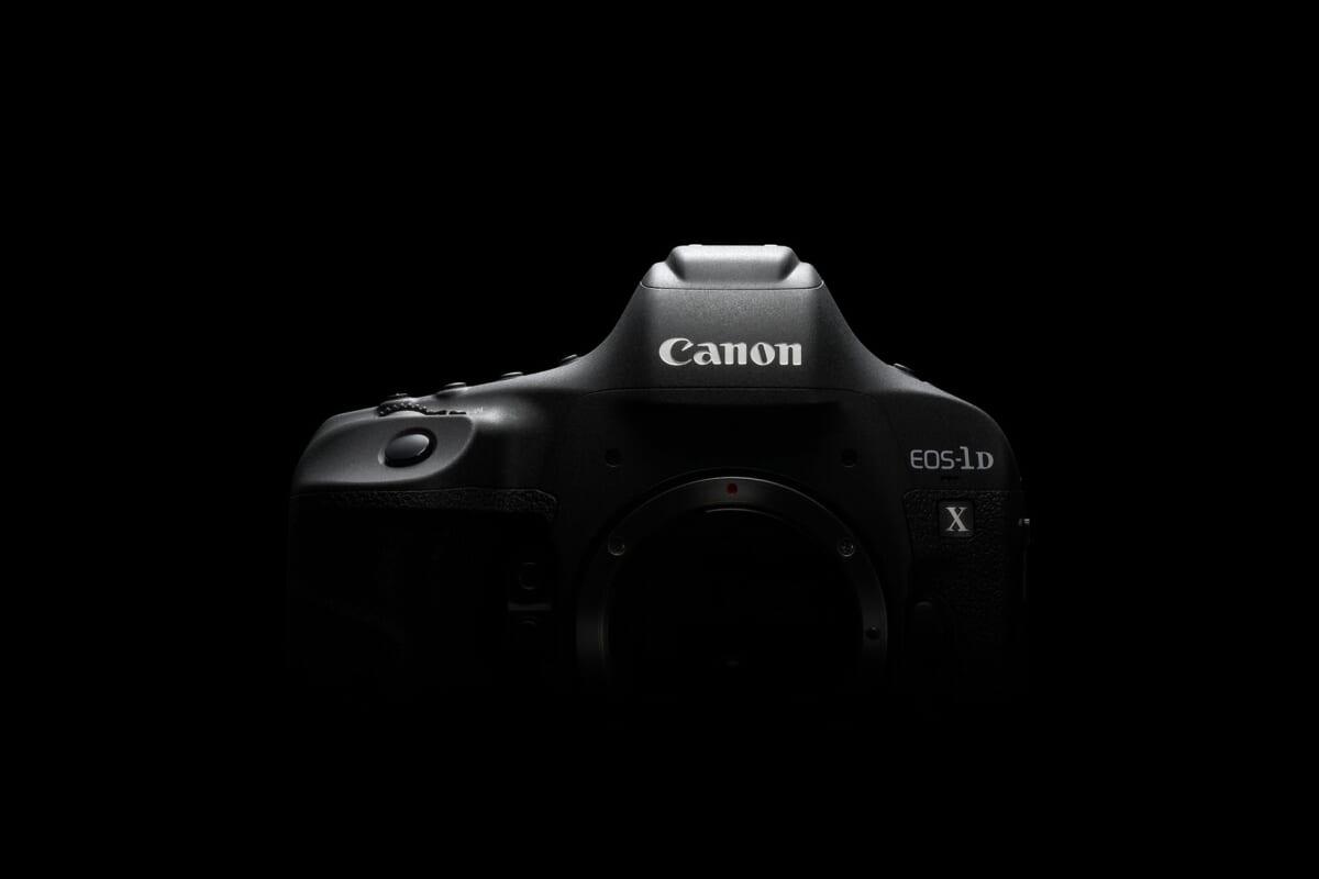 """デジタル一眼レフカメラ""""EOS-1D X Mark II""""【動画】"""