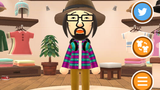 これは新たなSNS? 任天堂初のスマホアプリ「Miitomo」で遊んでみた【入門編】