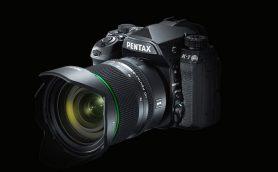PENTAXの信念が詰め込まれた力作! デジタル一眼レフカメラ「PENTAX K-1」発売