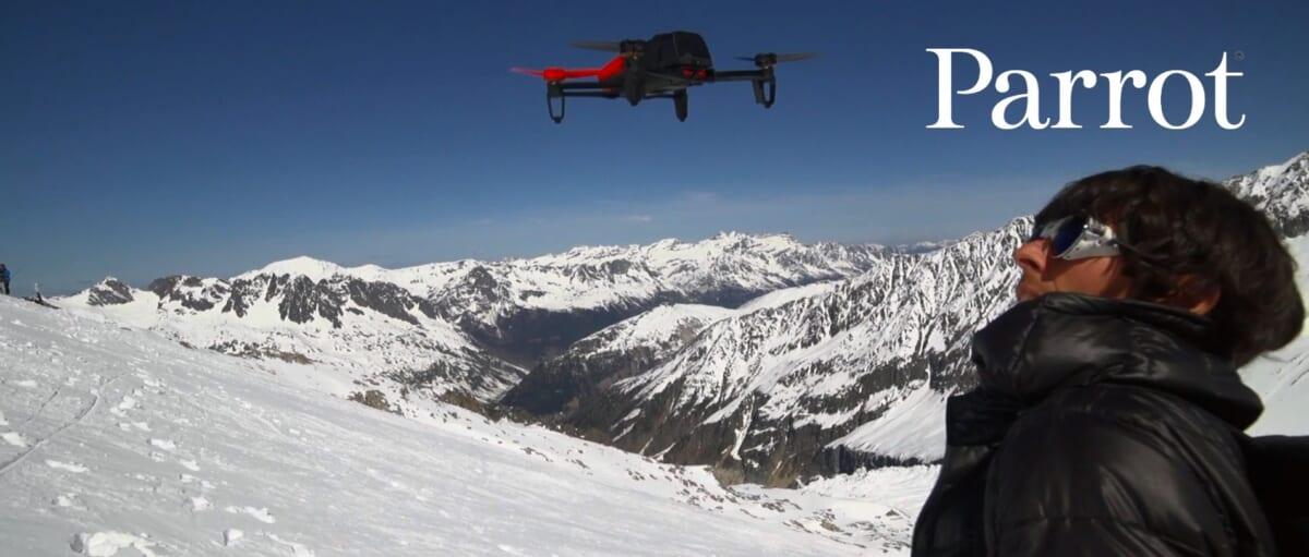 フルHDカメラ搭載の高級ドローンでパイロット気分を味わえる!