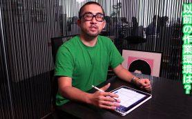 ネームから仕上げまで! プロの漫画家が語るiPad Proの描き味