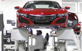 ついに量産スタート! 新型NSXはこうして作られる