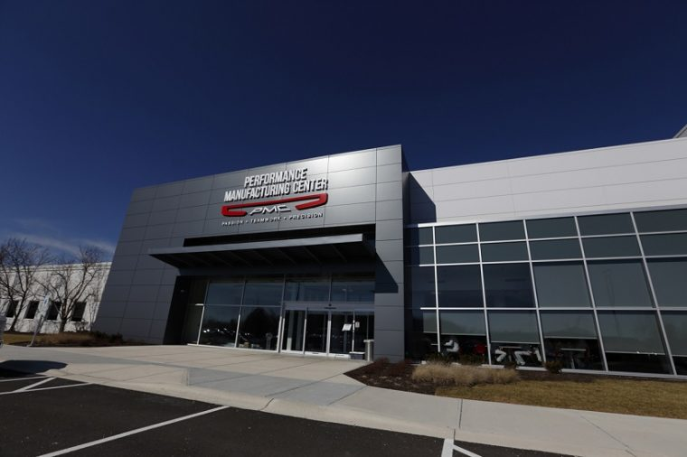 The Performance Manufacturing Center.